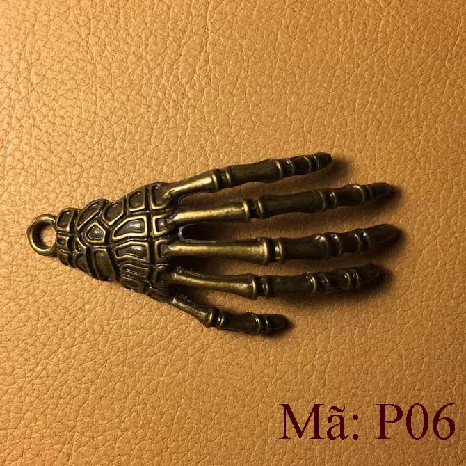 đồ trang trí giả cổ cho phụ kiện handmade