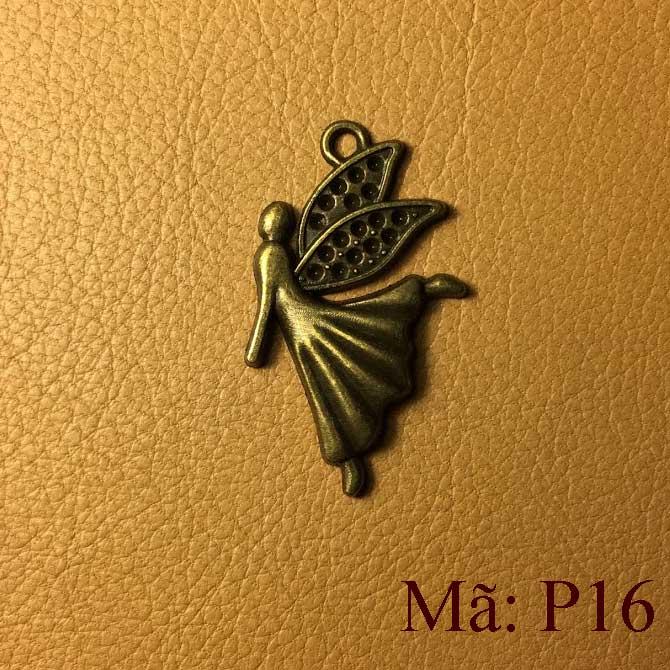 phụ kiện trang trí đẹp cho sổ da bò handmade