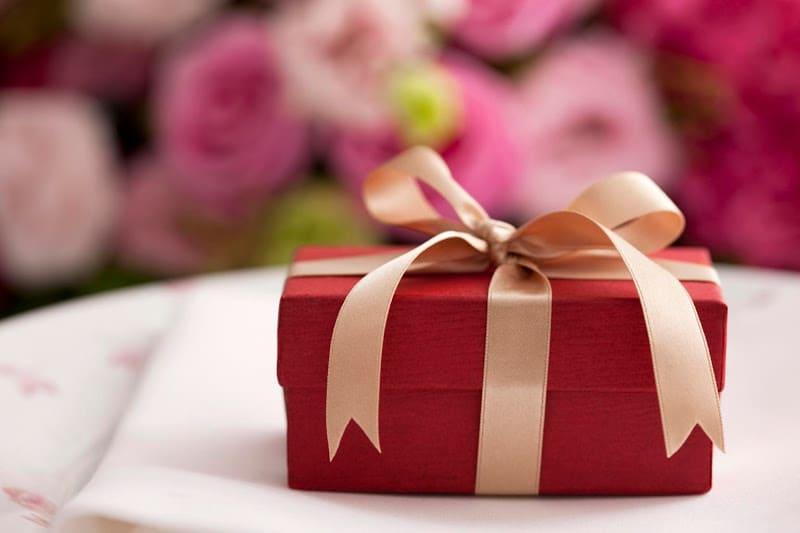 Món quà ý nghĩa thay lời muốn nói tới nàng.
